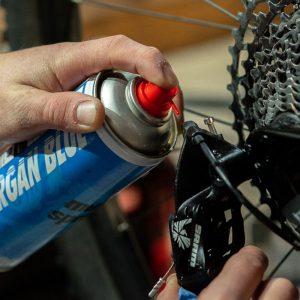 Manutenção da Bicicleta